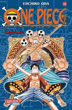 One Piece 30. Die Rhapsodie de Eiichiro Oda