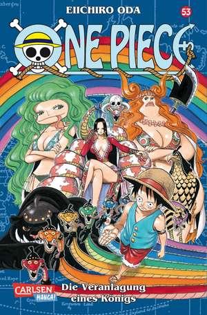 One Piece 53. Die Veranlagung eines Koenigs