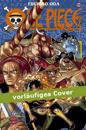 One Piece 59. Der Tod meines Bruders de Eiichiro Oda