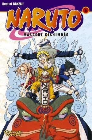 Naruto 05 de Masashi Kishimoto