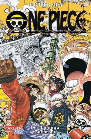 One Piece 70. Der Flamingo taucht auf de Eiichiro Oda