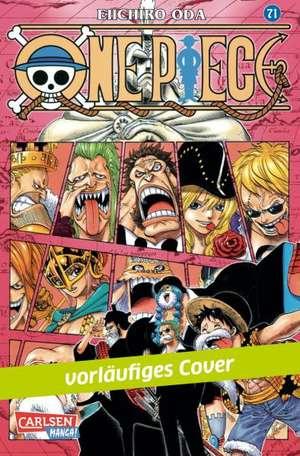 One Piece 71. Das Kolosseum de Eiichiro Oda