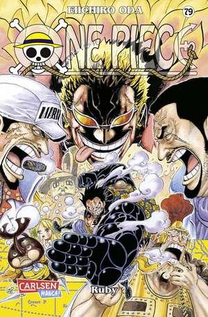 One Piece 79. Ruby de Eiichiro Oda