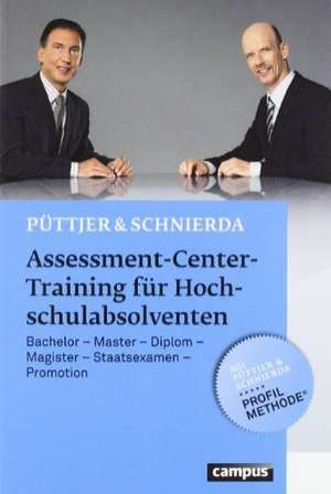 Assessment-Center-Training fuer Hochschulabsolventen