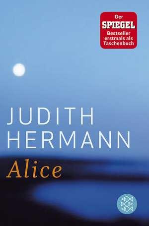 Alice de Judith Hermann