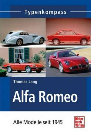 Alfa Romeo de Thomas Lang