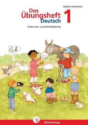 Das UEbungsheft Deutsch 1
