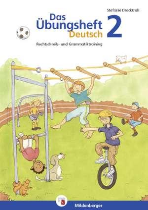 Das UEbungsheft Deutsch 2