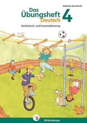 Das UEbungsheft Deutsch 4