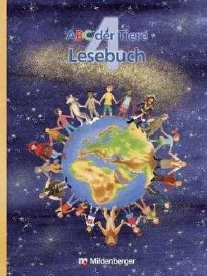 ABC der Tiere 4 - Lesebuch de Klaus Kuhn