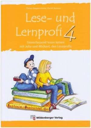Lese- und Lernprofi 4