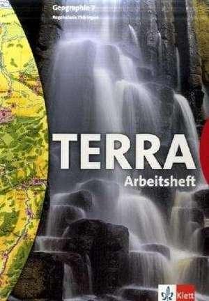 TERRA Erdkunde fuer Grundschulen Arbeitsheft Klasse 5./6. Klasse.fuer Berlin, Brandenburg, Mecklenburg-Vorpommern, Thueringen