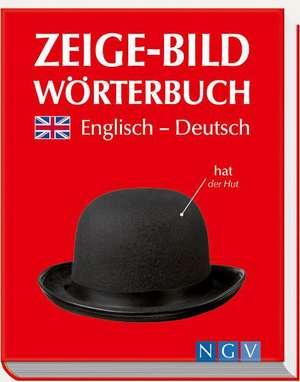 Zeige-Bild Woerterbuch Englisch-Deutsch