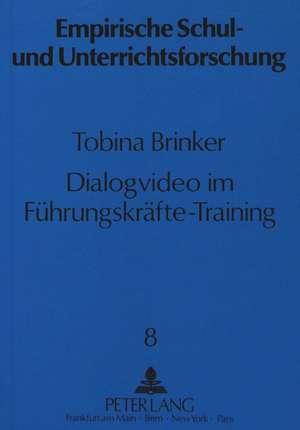 Dialogvideo Im Fuehrungskraefte-Training