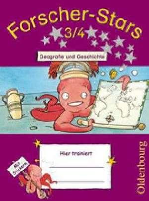 Forscher-Stars 3./4. Schuljahr. Geografie und Geschichte