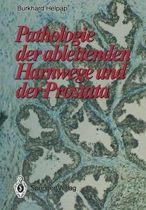 Pathologie der ableitenden Harnwege und der Prostata de Burkhard Helpap