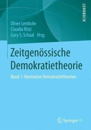 Zeitgenoessische Demokratietheorie
