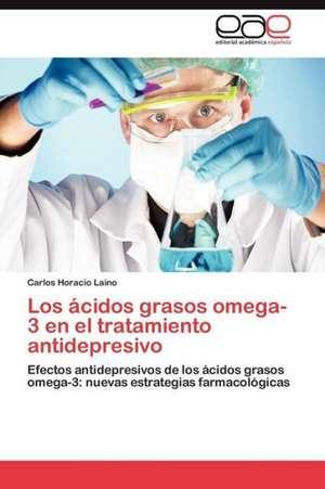 Los Acidos Grasos Omega-3 En El Tratamiento Antidepresivo