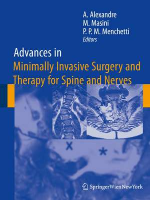 Advances In Minimally Invasive Surgery And Therapy