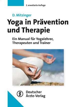 Yoga in Praevention und Therapie