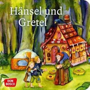Hänsel und Gretel. Mini-Bilderbuch. de Brüder Grimm