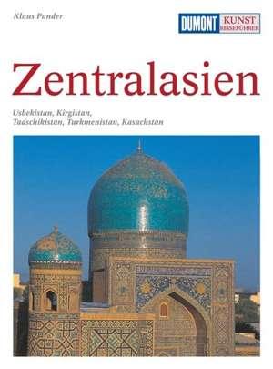 DuMont Kunst-Reisefuehrer Zentralasien