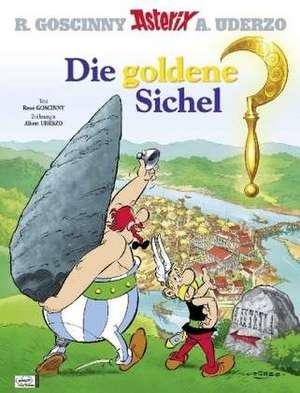 Asterix 05: Die goldene Sichel de René Goscinny