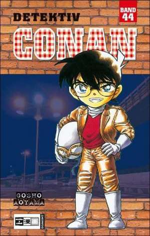 Detektiv Conan 44 de Gosho Aoyama