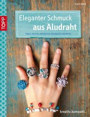Eleganter Schmuck aus Aludraht de Elke Eder