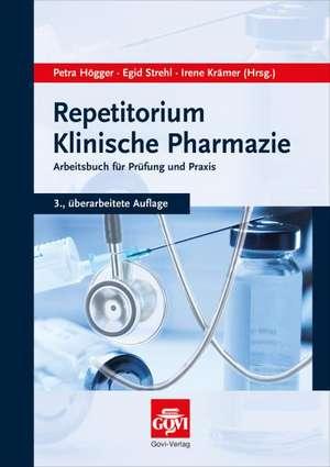 Repetitorium Klinische Pharmazie