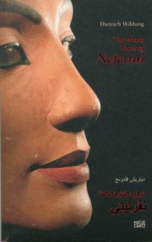 The Many Faces of Nefertiti de  Museum zu Allerheiligen