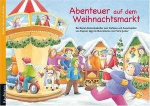 Abenteuer auf dem Weihnachtsmarkt