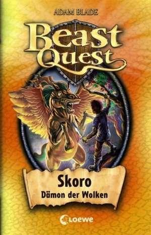 Beast Quest 14. Skoro, Daemon der Wolken