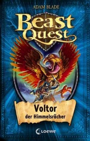 Beast Quest 26. Voltor, der Himmelsrächer de Adam Blade