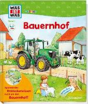 Was ist was junior 01: Bauernhof