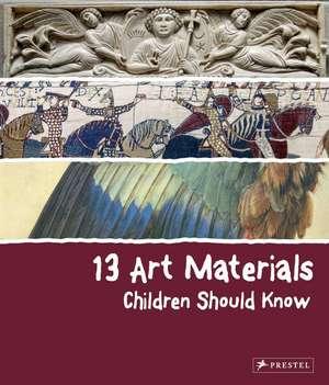 13 Art Materials Children Should Know imagine