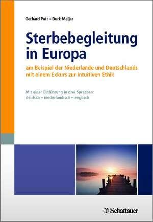 Sterbebegleitung in Europa