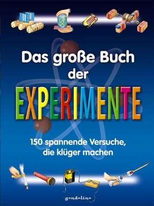 Das grosse Buch der Experimente
