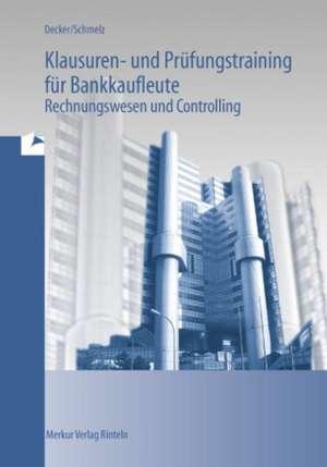 Klausuren- und Pruefungstraining fuer Bankkaufleute
