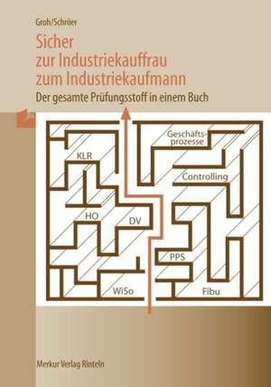 Sicher zur Industriekauffrau /zum Industriekaufmann