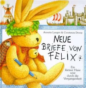 Neue Briefe von Felix. Ein kleiner Hase reist durch die Vergangenheit