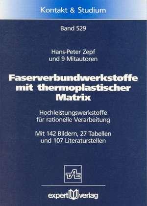 Faserverbundstoffe mit thermoplastischer Matrix