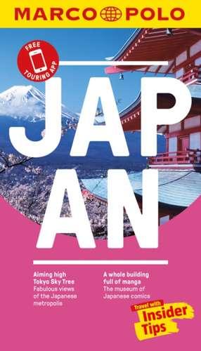Japan Marco Polo Pocket Guide de Marco Polo Travel Publishing