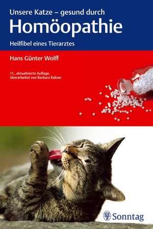 Unsere Katze - gesund durch Homoeopathie