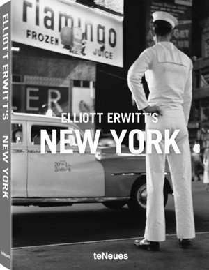 New York, Small Flexicover Edition de Elliott Erwitt