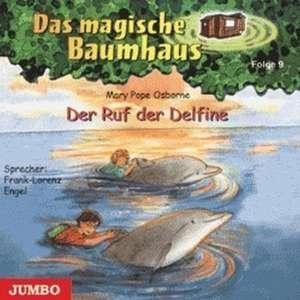 Das magische Baumhaus 09. Der Ruf der Delfine. CD