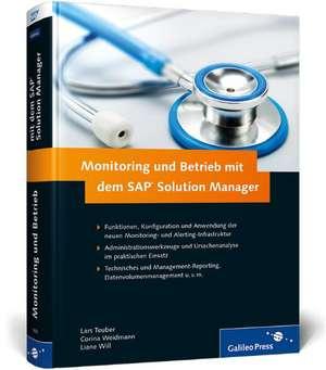 Monitoring und Betrieb mit dem SAP Solution Manager de Lars Teuber