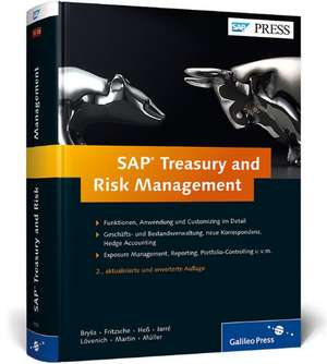 SAP Treasury and Risk Management de Rudolf BrySa