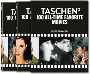 Taschen's 100 All-Time Favorite Movies:  DVD Edition de Jurgen Muller
