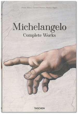 Michelangelo. Complete Works de Frank Zollner